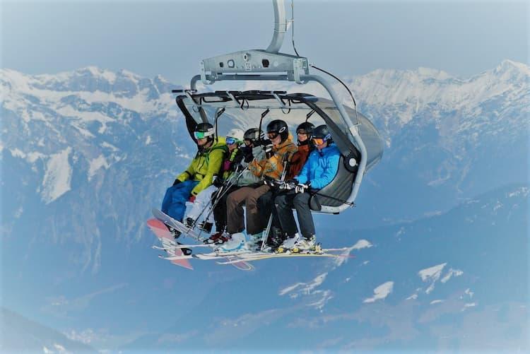 rodzaje wyciągów narciarskich