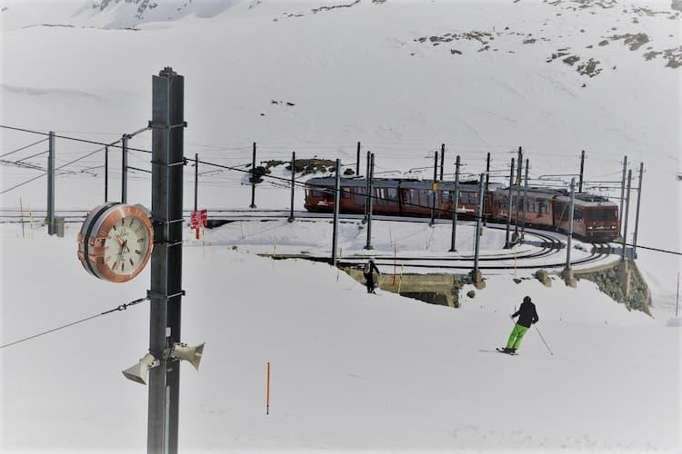 gdzie na narty w Szwajcarii