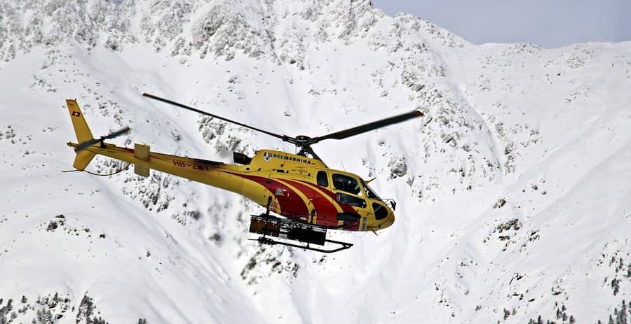 ratownictwo i poszukiwania w górach