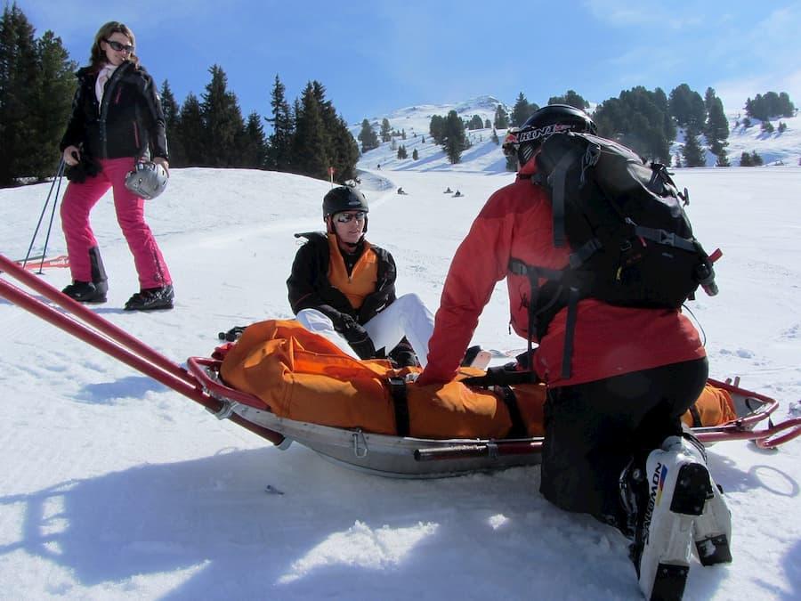 Jednodniowe ubezpieczenie narciarskie