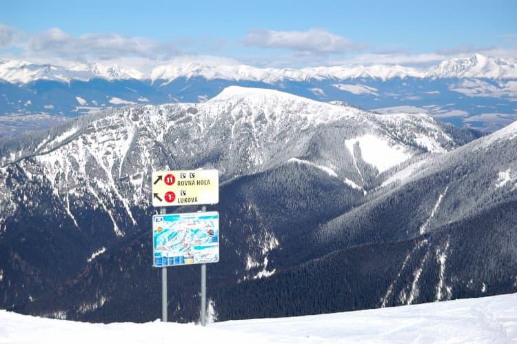 trasy narciarskie na Słowacji