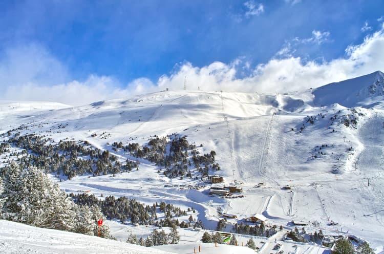 stoki narciarskie w Andorze
