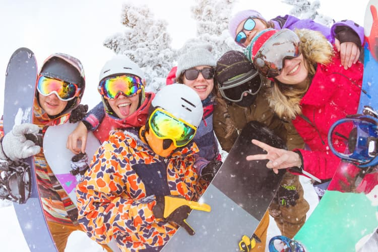 ubezpieczenie na narciarski wyjazd firmowy