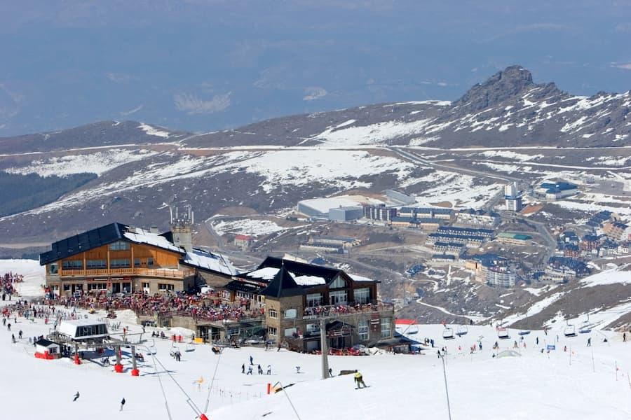 wyjazd na narty do Hiszpanii